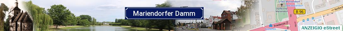 Mariendorfer Damm, 12099 Berlin-Mariendorf