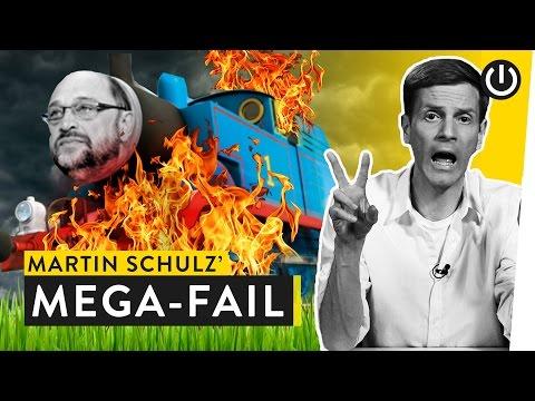Martin Schulz - sein Mega-Fail