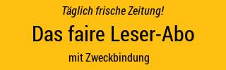 Abo der Tempelhof-Schöneberg Zeitung
