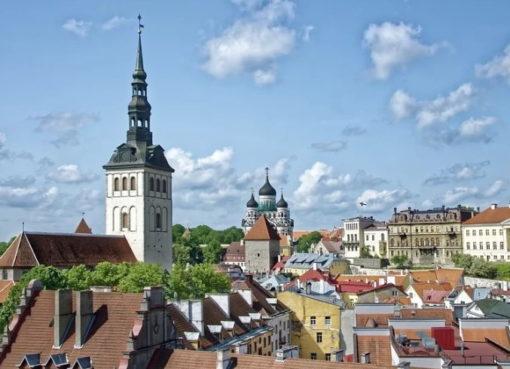 Tallinn - historische Altstadt
