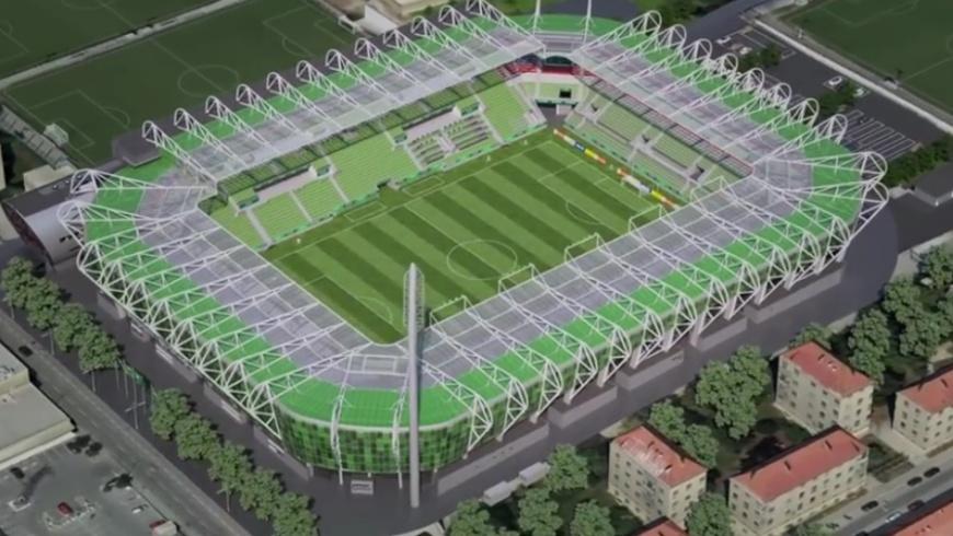 Allianz Stadion Wien-Hütteldorf