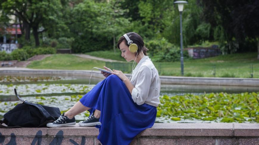 """Free """"Wifi Berlin"""" kostenlos im Park online"""