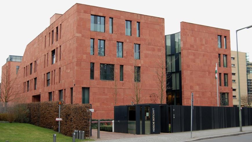 Botschaft der Republik Indien in Berlin,