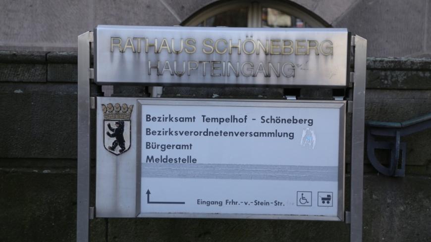 Aktuelle Tageszeitung Für Tempelhof Schöneberg