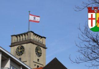 Turm Rathaus Schöneberg