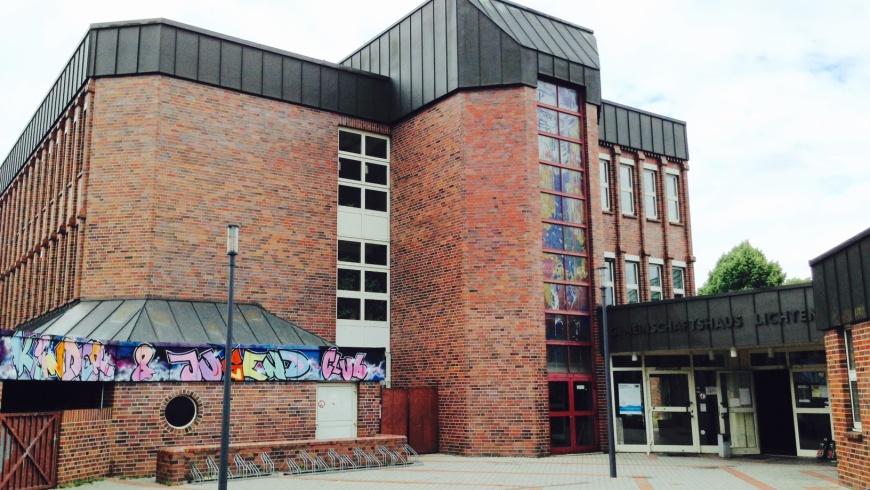 Kinder- und Jugendclub Barnetstraße