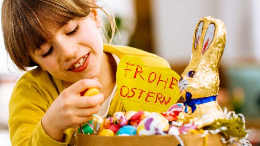 Ostern bei Kaufland