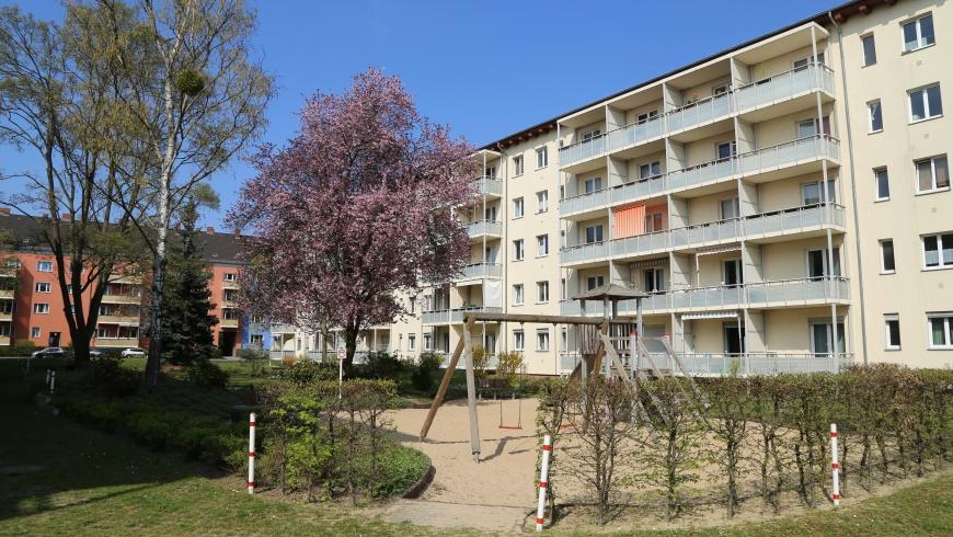Frühling am Wulfila-Ufer
