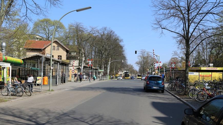 Bahnhofstraße in Lichtenrade