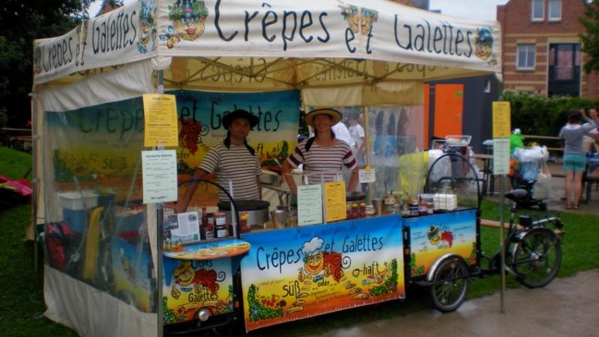 Crêpes et Galettes