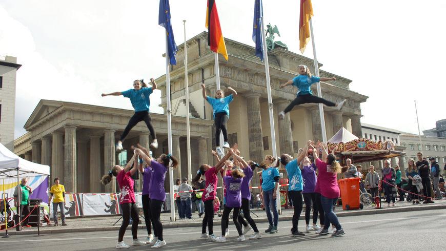 Int. Deutsches Turnfest 2017