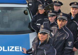 Polizist/Polizistin werden in Berlin
