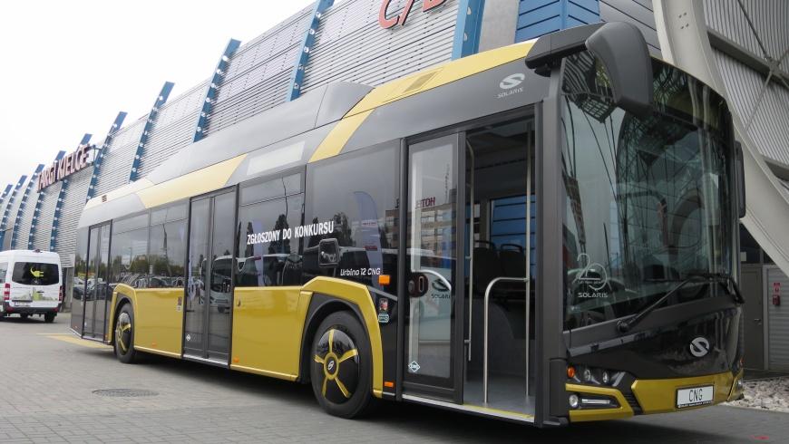 Bus Solaris Urbino CNG