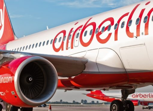 airberlin Airbus A320