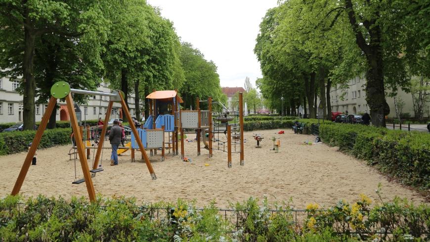 Wohnsiedlung Ceciliengärten