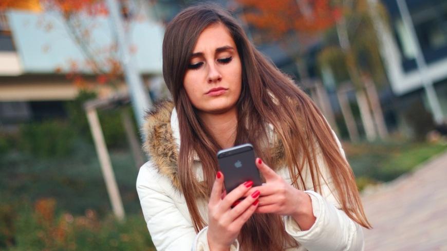 Digital-Werbung auf dem Smartphone