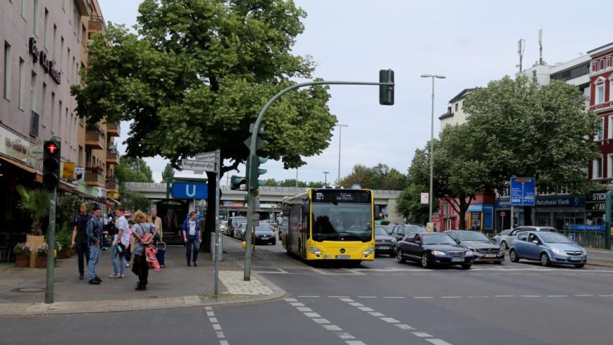 Tempelhofer Damm / Ringbahnstraße