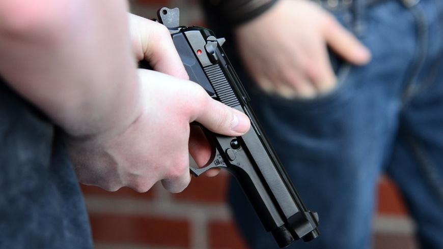 Schusswaffe Beretta