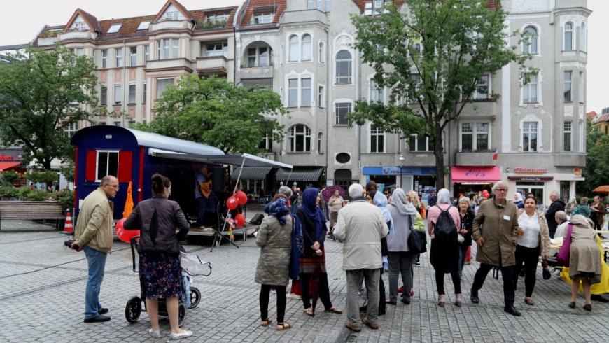 Begegnungsfest 2.7.2017