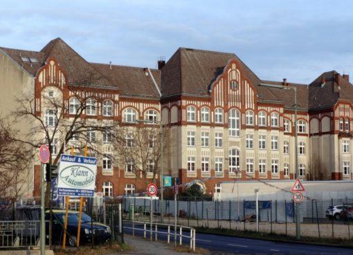 """""""Teske-Schule"""" in Schöneberg"""