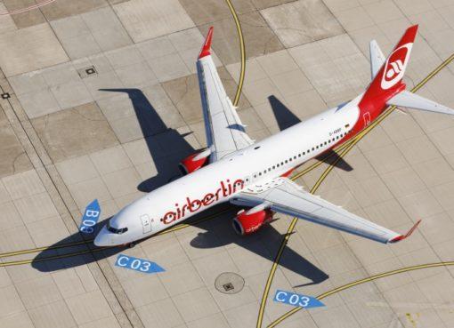 air berlin Boeing B737-800