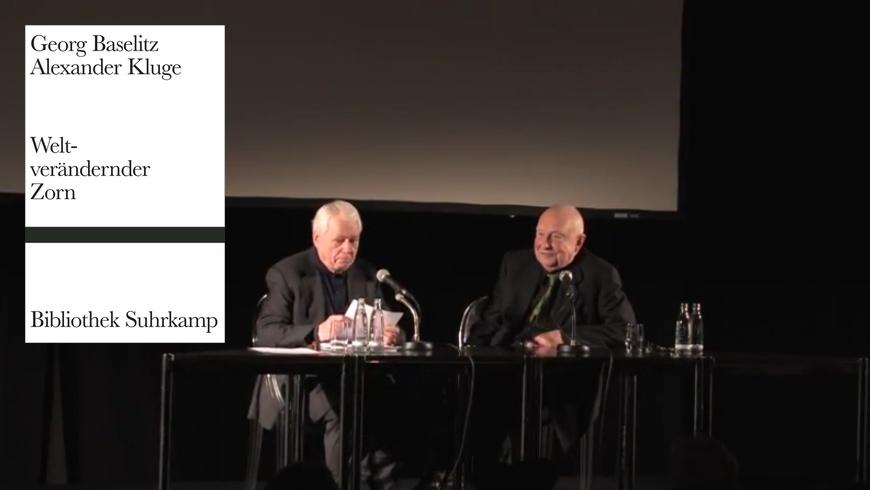 Baselitz / Kluge: Zorn