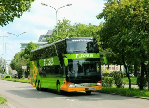 Flixbus in München