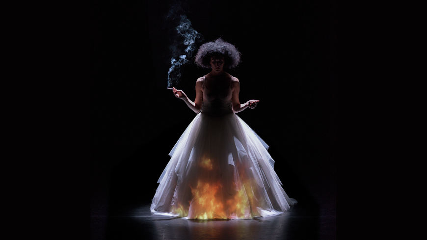 Cristiana Morganti: Jessica and Me