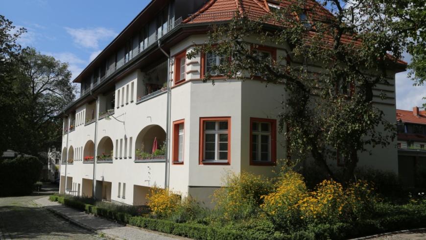 Wohnhaus Lindenhofsiedlung
