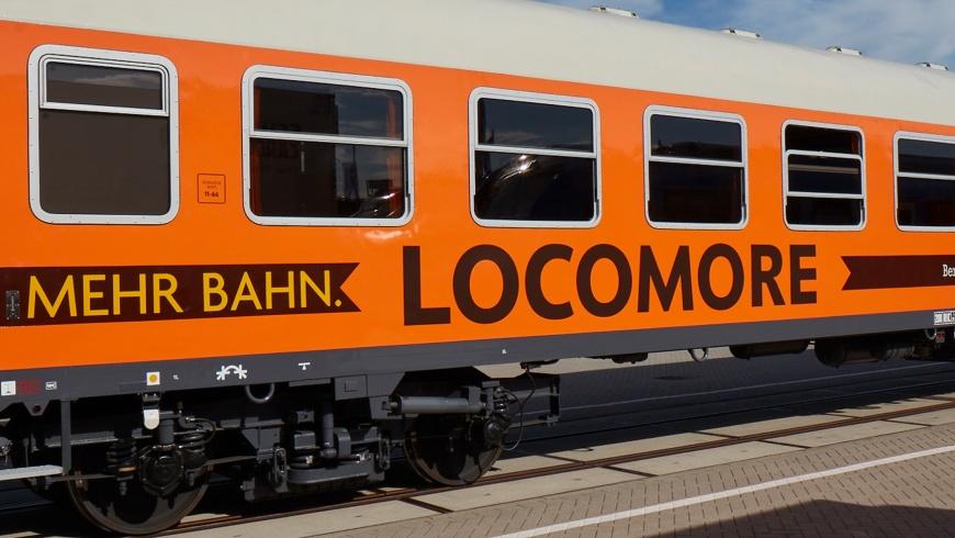 Locomore mit D-Zug Komfort