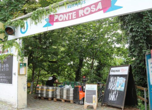 """Kurhaus """"Ponte Rosa"""""""