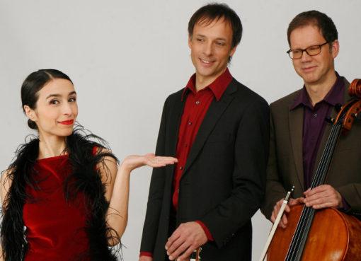 Das Berliner Trio …e la luna?