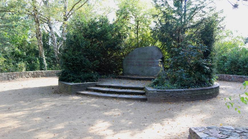 Denkmal auf der Marienhöhe