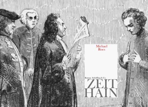 Michael Roes: Zeithain - Roman
