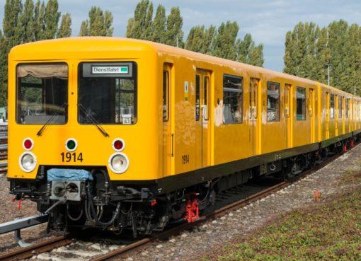 U-Bahn-Baureihe E III