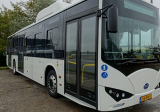 BVD Bus aus China im Test