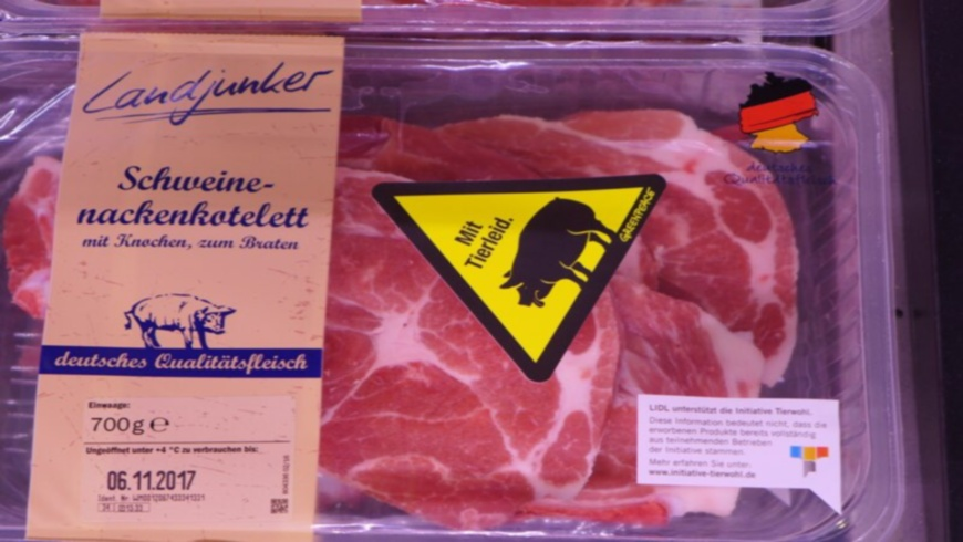Greenpeace warnt vor Billigfleisch