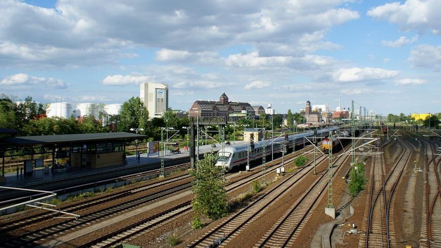 S-Bahnhof Beusselstraße