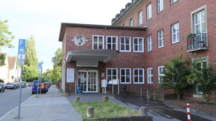 Bürgerzentrum Briesingstraße