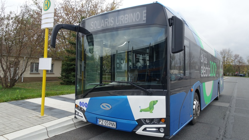 BUS Solaris New Urbino 12 Electric