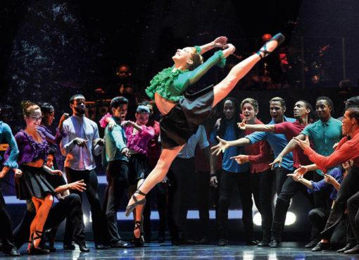 Ballet Revolución im Admiralspalast
