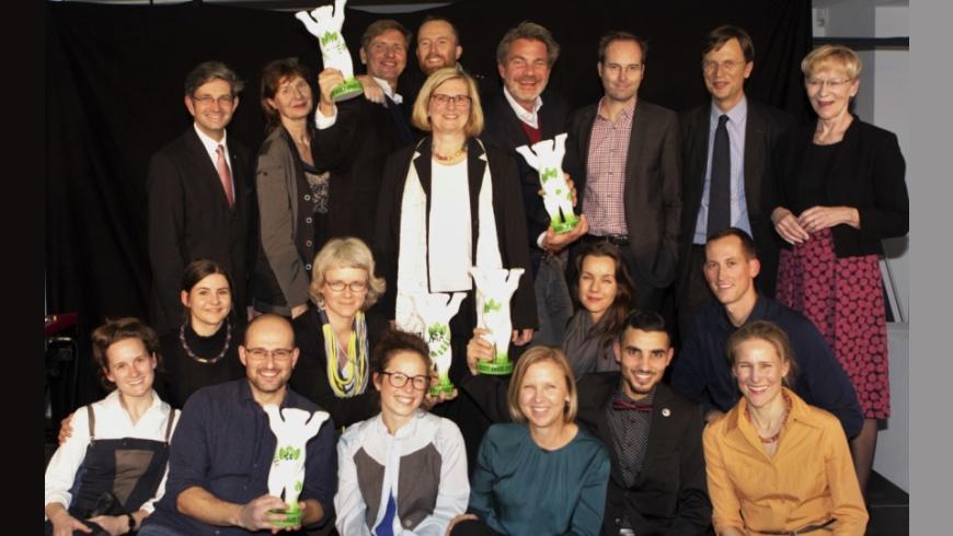 Green Buddy Award 2017