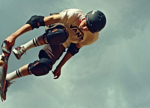 Skateboarden wird olympisch!