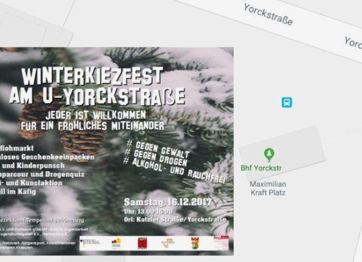 Winterkiezfest 16.12.2017