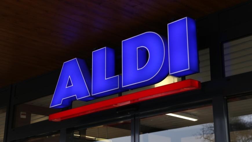 Aldi mit regionalen Produkten