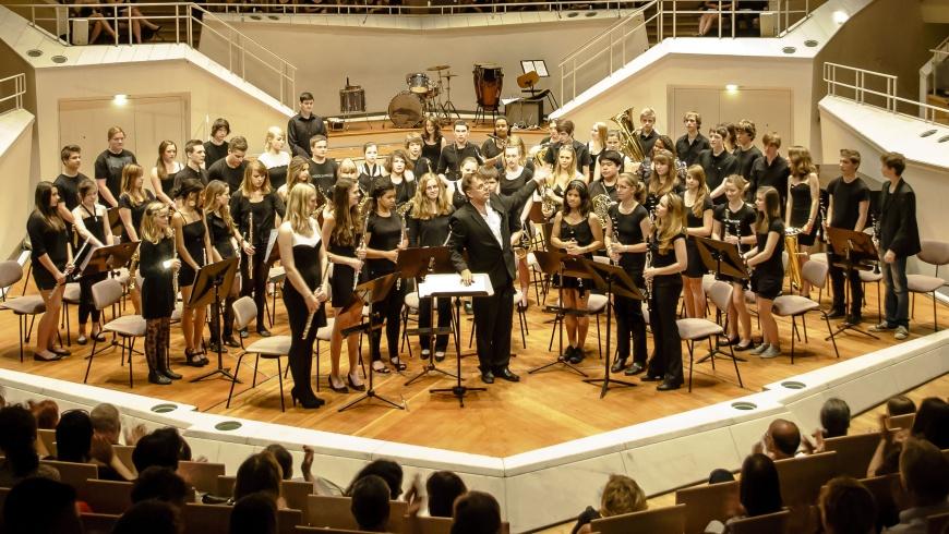 Concertband der Gustav-Heinemann-Oberschule