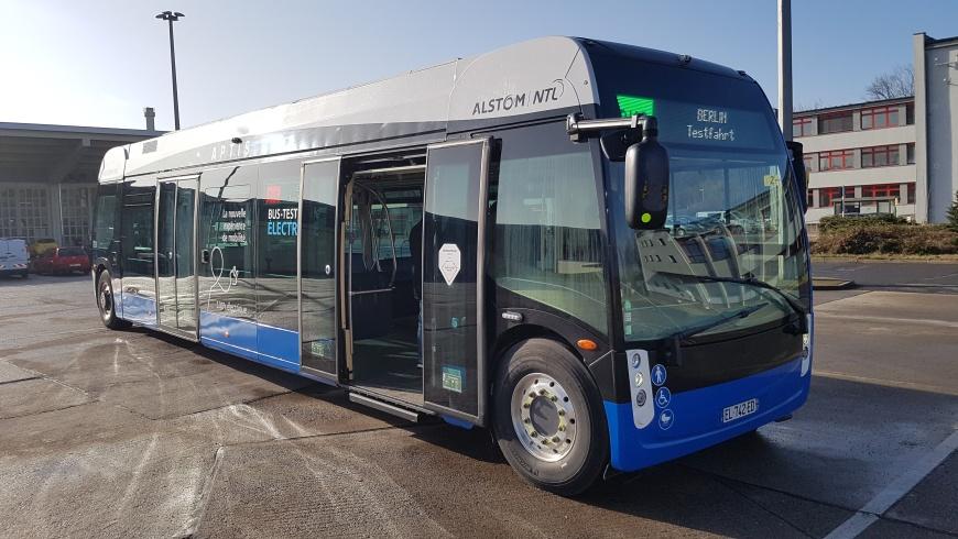 E-Bus Aptis von Alstom NTL