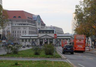 Mittelstreifen Kleiststraße