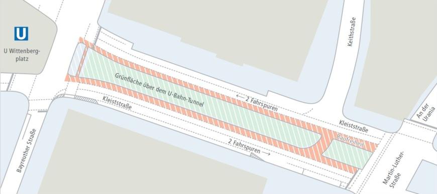 BVG-Tunnelsanierung U2,U3