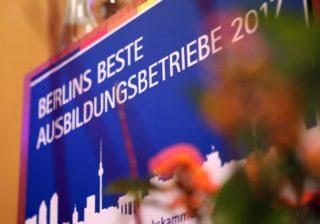 BERLINS BESTE AUSBILUNGSBETRIEBE 2018 GESUCHT!
